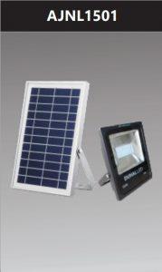 Đèn pha led năng lượng mặt trời 150W/12h