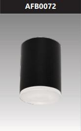 Đèn led tròn tán quang gắn nổi trang trí 7W