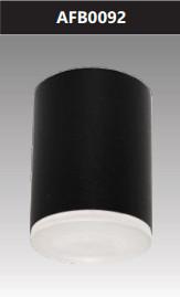 Đèn led tròn tán quang gắn nổi trang trí 9W