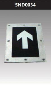 Đèn dẫn lối âm sàn 3W