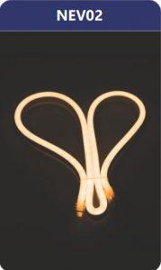 Led dây neon bẻ góc 2 chiều NEV02