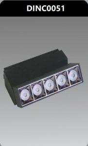 Đèn chiếu điểm – tán quang nam châm 5W